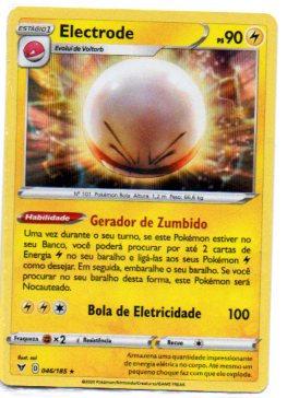 Electrode (46/185) foil