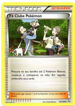 Fã Clube Pokémon (94/106)
