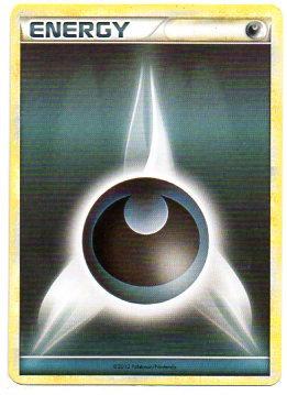 Energia da Escuridão (ano 2010) usada