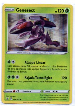 Genesect (16/185)