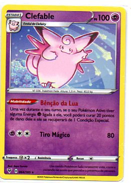 Clefable (64/185)
