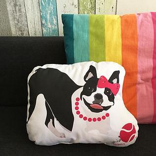 designové dekorace se psy