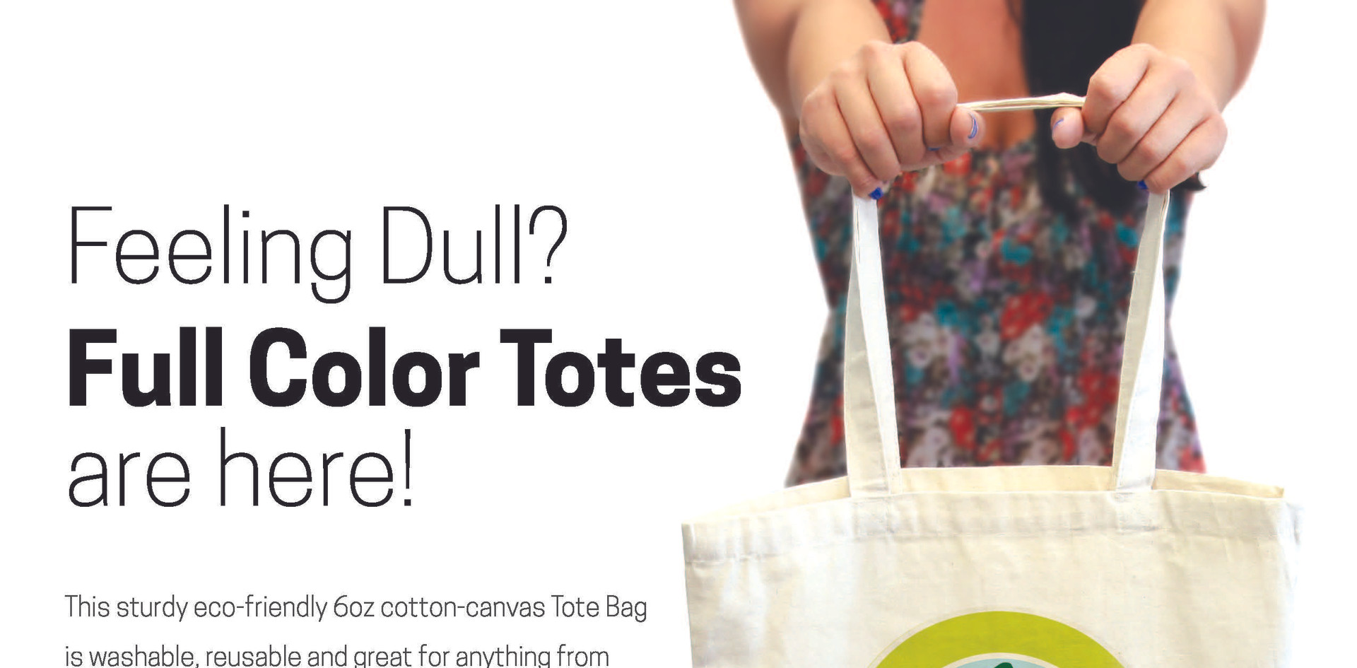 Full Color Totes