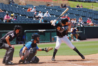 Bowie Baysox Home Game
