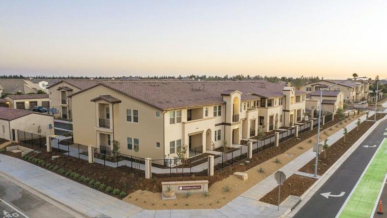 TEMPRANILLO LUXURY APARTMENTS // 64 Garden Style, Multifamily Units - Fresno, California