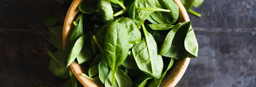 Organic Baby Spinach Clamshell (10oz)