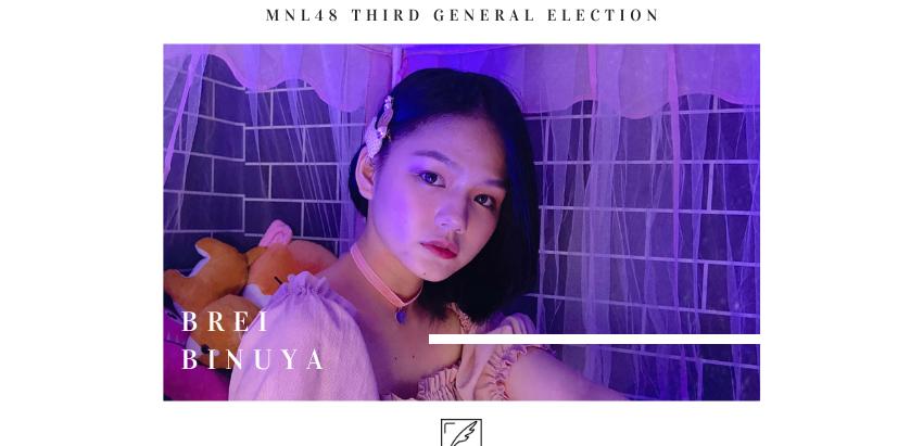 THIRD GENERAL ELECTION: Maaabot na ba ni Brei Binuya ang kanyang mithiin?