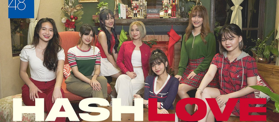 """MNL48's first original track """"#HASHLOVE"""" an ode to Christmas love"""