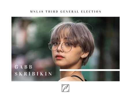 THIRD GENERAL ELECTION: What's next for Gabb Skribikin's fairytale journey?
