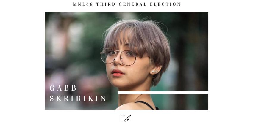 THIRD GENERAL ELECTION: What's next for Gabb Skribikin's fairytale journey?