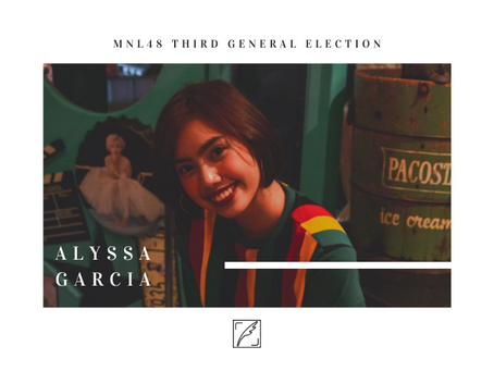 THIRD GENERAL ELECTION: Can Alyssa Garcia produce a new moment of magic?