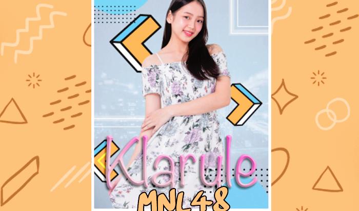 3rd Generation Aspirant Spotlight: Klaryle Mercado