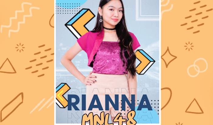 3rd Generation Aspirant Spotlight: Rianna Chua