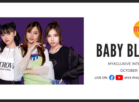 """Baby Blue reveal details about """"Sweet Talking Sugar"""" in MYX interview"""