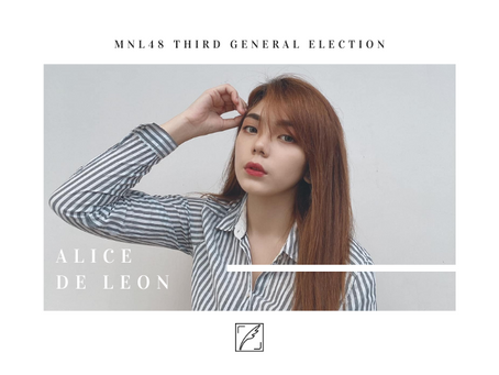 THIRD GENERAL ELECTION: Will Alice de Leon sail closer to the top?