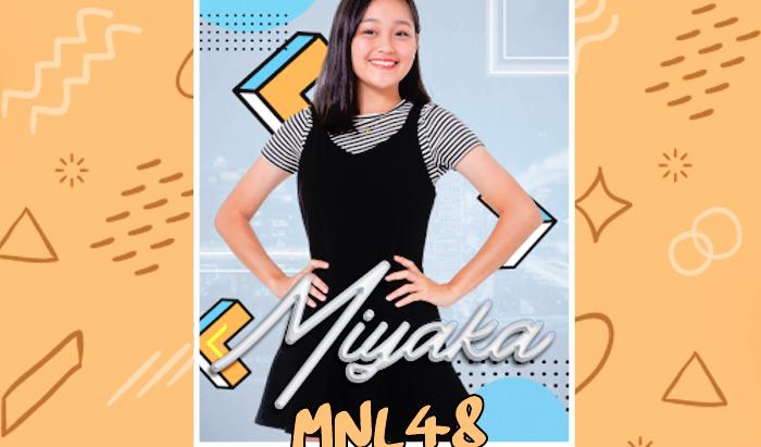 3rd Generation Aspirant Spotlight: Miyaka Montoro