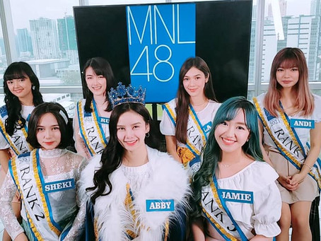 New-look MNL48 faces the press through Virtual Media Conference