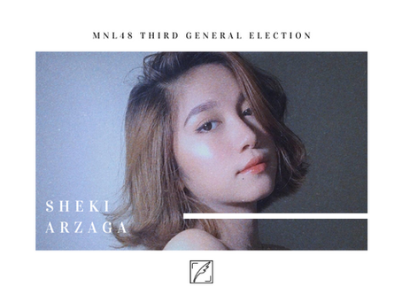 THIRD GENERAL ELECTION: Will the flowers bloom again for Sheki Arzaga?