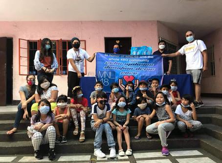 Higit pa sa isang fan club: Cebu MNLoves at ang kanilang donation drive project