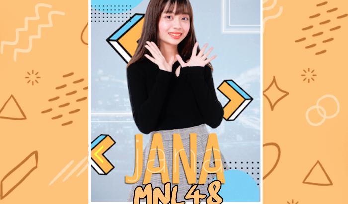 3rd Generation Aspirant Spotlight: Jana Angeles