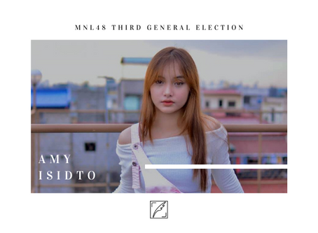 THIRD GENERAL ELECTION: Will Amy Isidto's sudden growth skyrocket her in the polls?