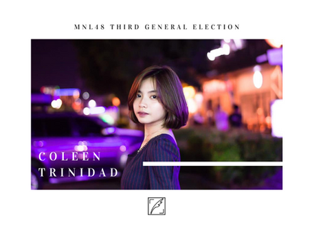 THIRD GENERAL ELECTION: Is it Coleen Trinidad's time to reach infinite heights?