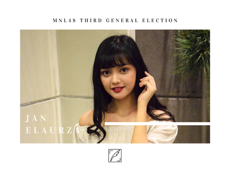 THIRD GENERAL ELECTION: Will Jan Elaurza finally play the 'trump' card to her advantage?
