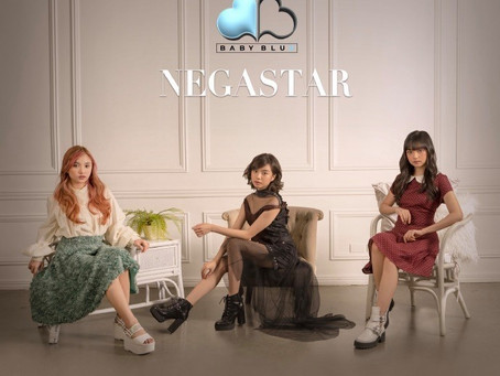 "Baby Blue to release second digital single ""Negastar"""