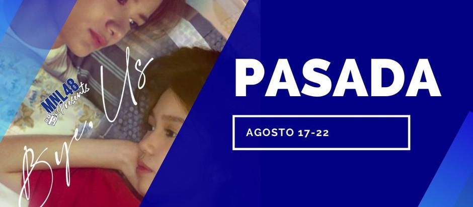 PASADA: Agosto 17-22