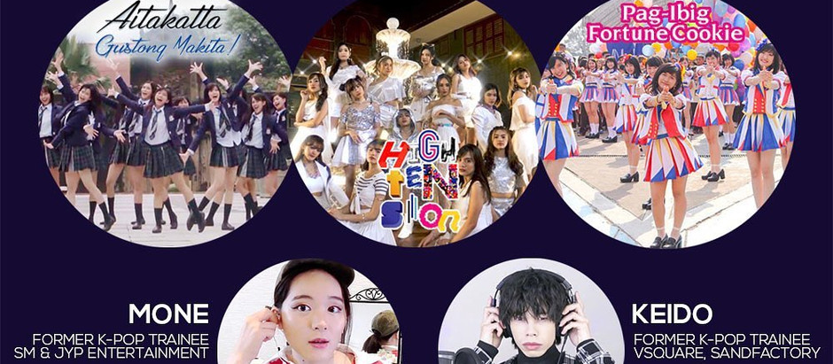 """""""Tanggapin ang MNL48!"""": EL's Planet YouTube channel, naglabas ng reaction video tungkol sa MNL48 MVs"""