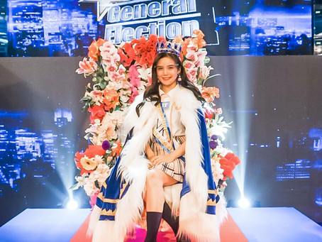 A NEW CENTER IS IN TOWN: Abby Trinidad wins MNL48 3rd General Election