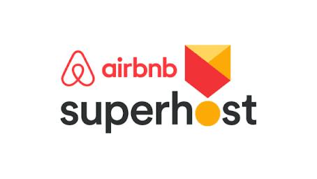 Superhost, chez AIRBNB