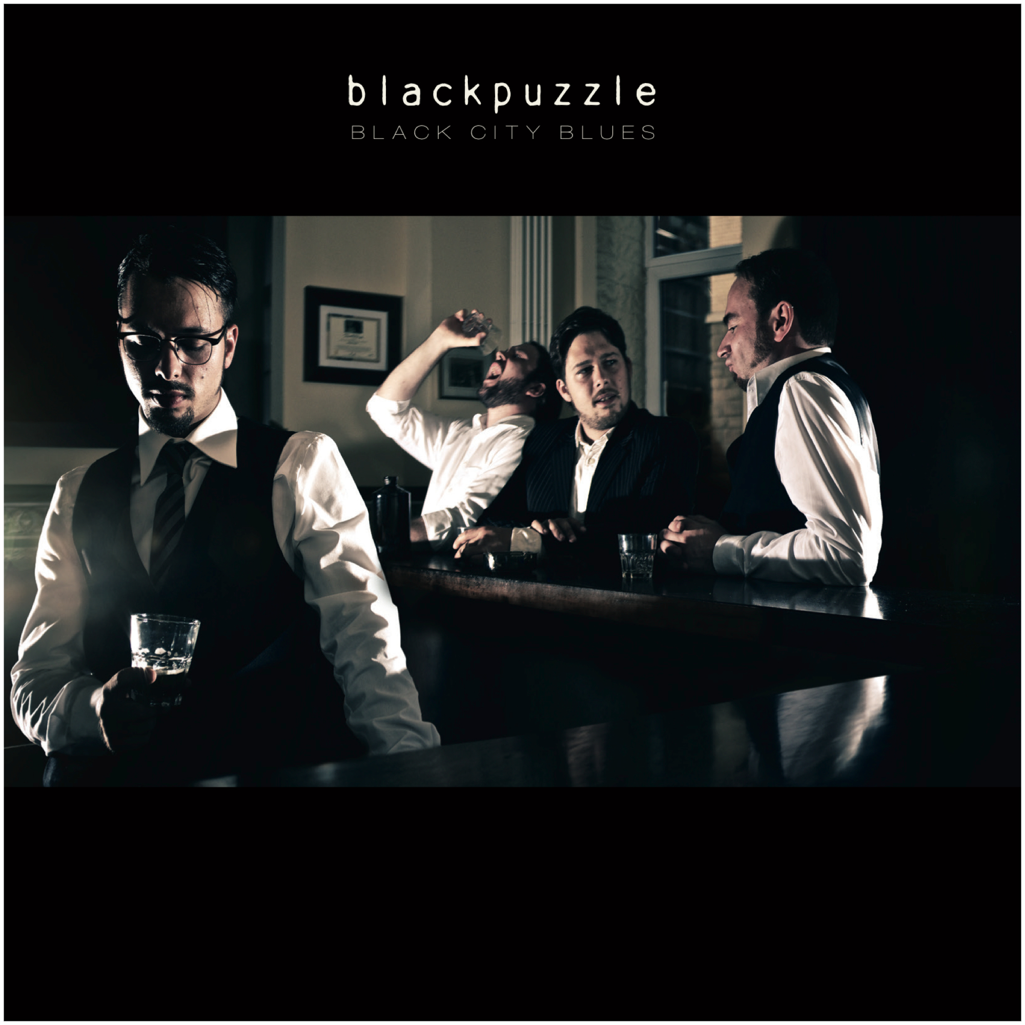 Blackpuzzle - Black City Blues