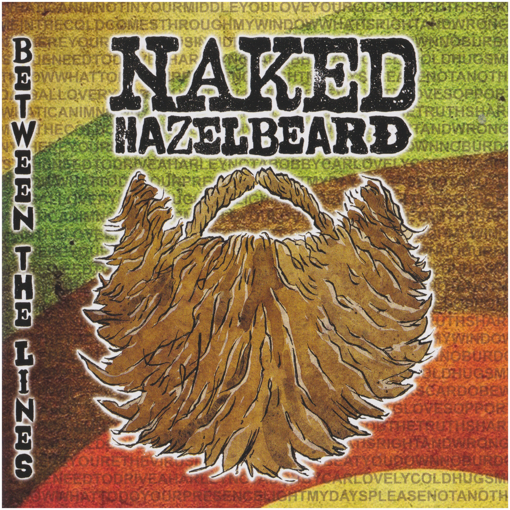 Naked Hazelbeard - Beetween The Lines