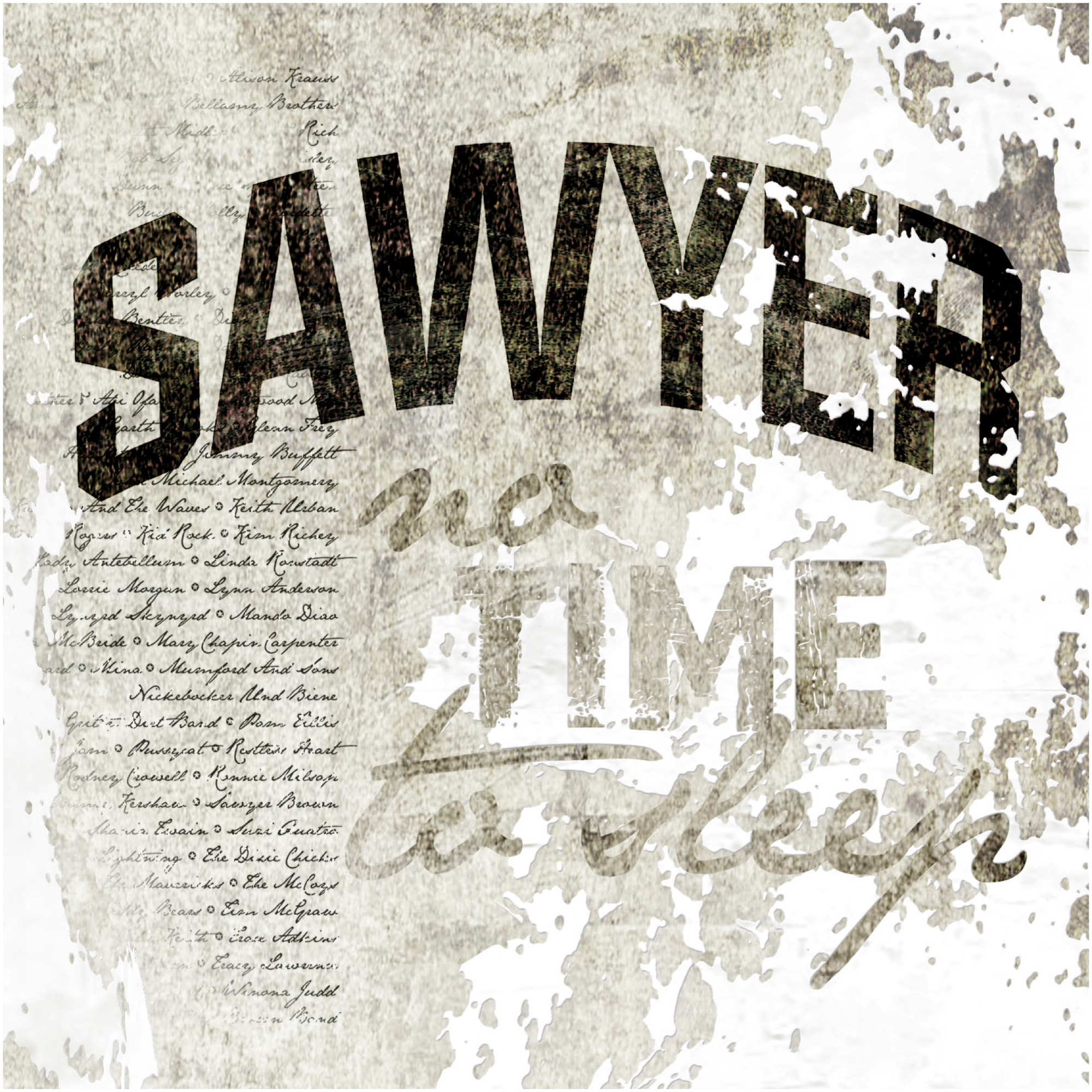 Sawyer - No Time To Sleep