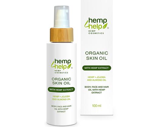 Organic Skin Oil