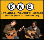 National Writers Series ~ Traverse City, Friday, February 10th