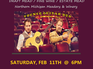 ~ YG2 Coming To St. Ambrose Cellars ~             -       Saturday, February 11th @ 6pm