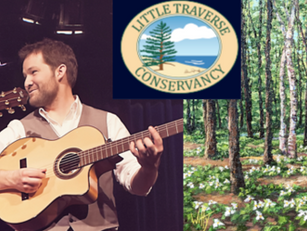 JULY 27, 2016 - 6:00 PM Younce Guitar Duo  Save the Trees Fundraiser