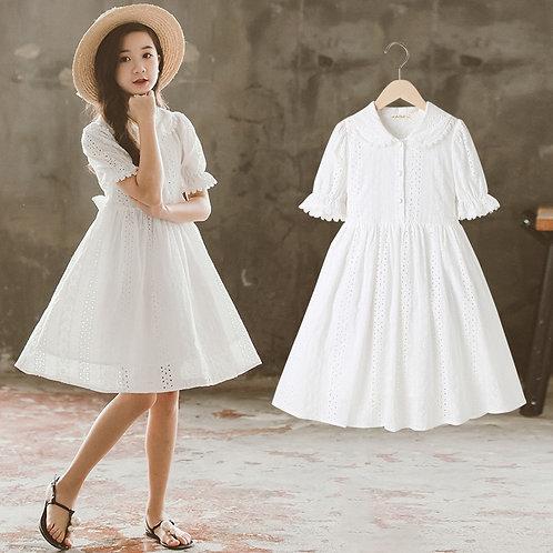 Girls Dress Costume Elegant  Party Dresses Children Clothing 4 6 8 10 12 14 Y