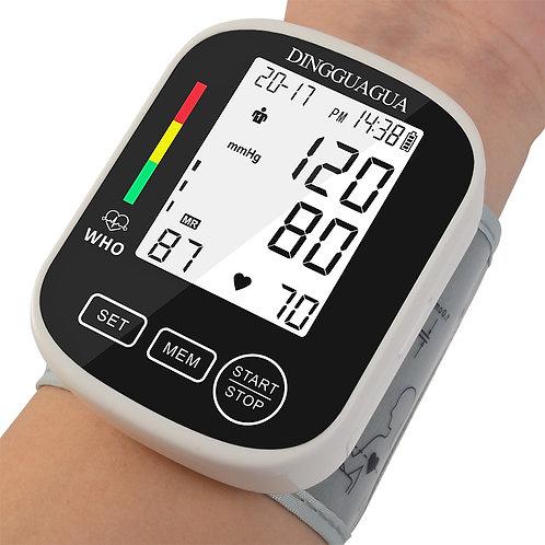 Blood Pressure Monitor Wrist Home Automatic BP Monitor Irregular Heart Beat