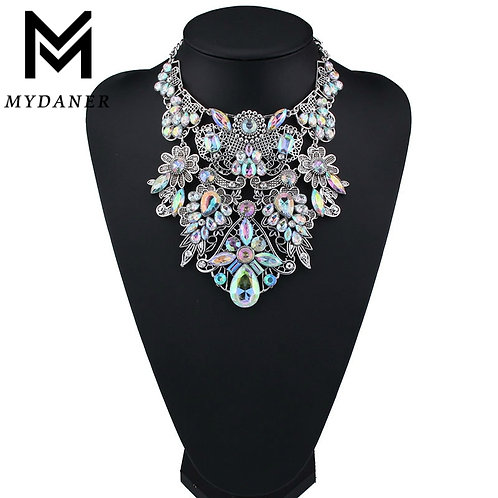 MYDANER Fashion Brand Rhinestone Multicolored Bohemian Good Quality