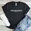 Thumbnail: Redeemed Christian Women Shirts Jesus Forgiven Tshirt Bible Verse Grace T-Shirt