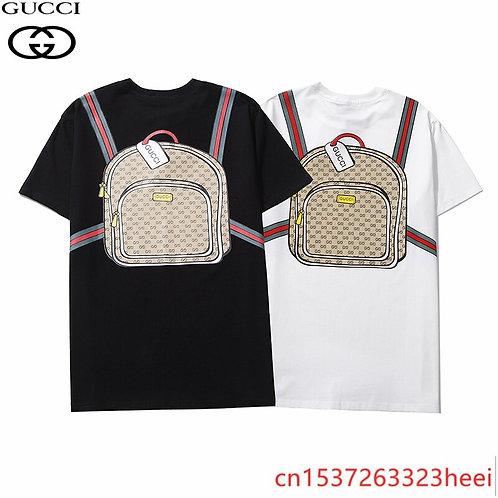 2021  Woman New Original Brand T Shirt Men Tops Summer Short Sleeve Fashion