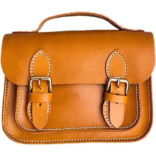 Bag Chain Small Square Bag Leather Rainbow Color Bag Single Shoulder Messenger