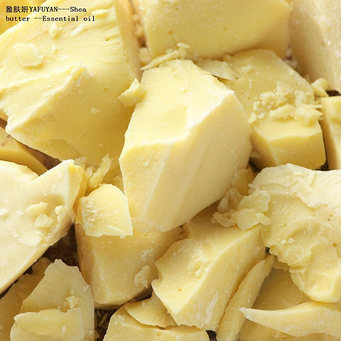 YAFUYAN 250 G Esential Oil ORGANIC PURE Shea Butter Unrefined Fresh