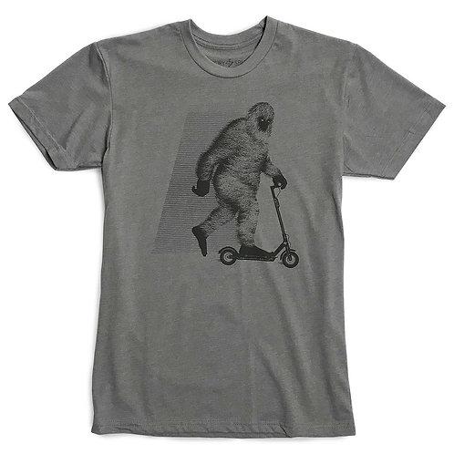 Go BIG T-Shirt (Warm Grey)