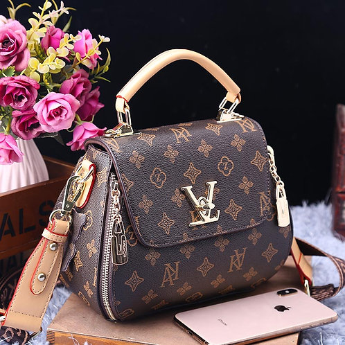 Casual One Shoulder Messenger Big Bags High Quality Women Purse and Handbags