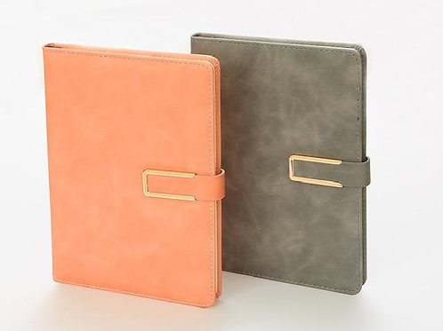 Classic Writing Notebook - Pink