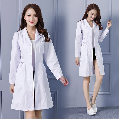 Lab Coat Short Sleeve Doctor/Nurse